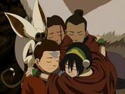 Abrazo del Equipo Avatar