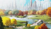 Parque del Avatar Korra