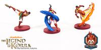 Pro-bending figures