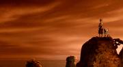 El Cometa de Sozin se va