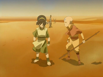 File:Aang yells at Toph.png