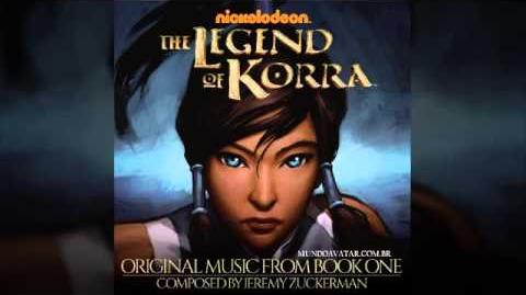 War - The Legend of Korra OST