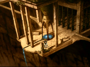 Fuente del Templo Aire del Oeste