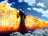 Ataque a la Nación del Fuego