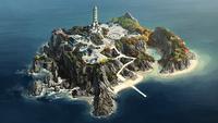 Templo Aire de la Isla