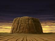 Centro del desierto