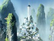 Templo Aire del Sur