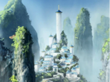 Por el Templo Aire del Sur