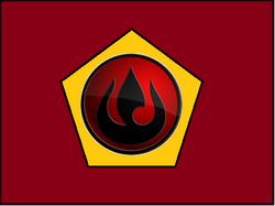 Emblema de la Nación del Fuego Oriental