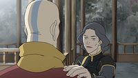 Lin agreeing to help Tenzin
