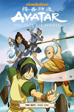 The Rift Part One cover