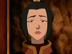 Indifferent Azula