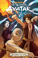 The Search Part Three cover