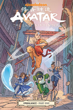 Imbalance Part One cover