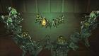 Mecha tanks attack
