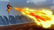 200px-Korra firebending