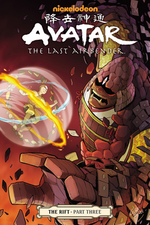 The Rift Part Three cover