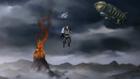 Zaheer escaping with Korra