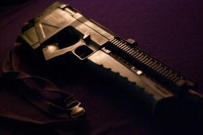 GS-2211 Assault rifle