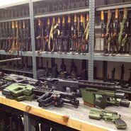 RDA Weapons Original