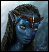 Portrait Neytiri