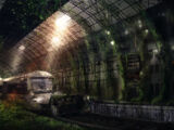 Forest/Spirit Wilds/Abandoned Train Station