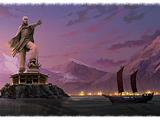 Aang Memorial Island/Memorial