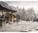 Air Temple Island/Men's Dormitories