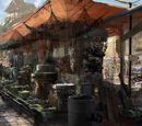 Yu Dao/Farmer's Market