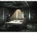 Police HQ/Interrogation Rooms