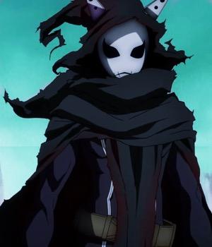 Haru's bitchin' costume