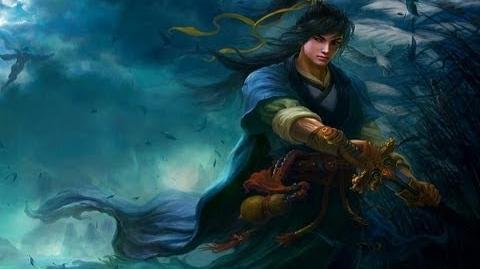 Azua's Theme Shadow Ninja
