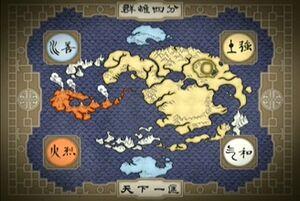 Avatar map