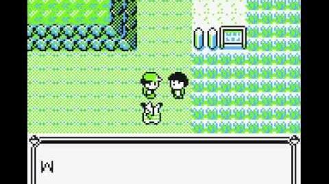 Let's Play Pokemon Yellow Part 7 Finishing up some Buisness