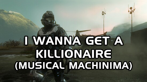 BrySi the Machinima Guy - I Wanna Get A Killionaire -- Halo Reach Song by BrySi