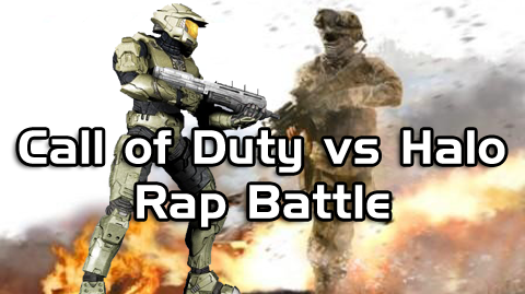 BrySi the Machinima Guy - Halo vs Call of Duty Rap Battle - ROUND 2