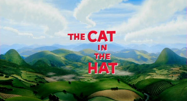 The Cat in the Hat (2003) Logo