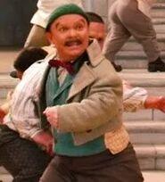 Dan Gruenwald as Dancing Munchkin