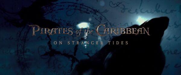 Pirates of the Caribbean - On Stranger Tides Logo