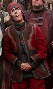 Francesca Longrigg as Bar Patron
