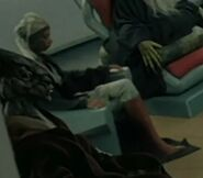 Gin Clarke as Adi Gallia (Archive Footage) (AOTC)