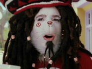 Mike Myers as The Cat (Hippie)