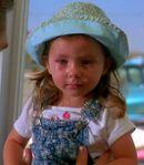 Rhiannon Leigh Wryn as Betty Ross as Child