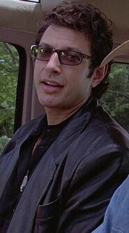 Jeff Goldblum as Malcolm (JP)