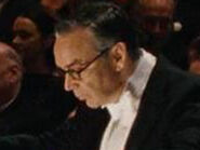 Howard Shore as Orchestra Pit Conductor