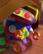 Jeff Pidgeon as Additional Voices - Robot (Voice)