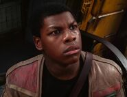 John Boyega as Finn (TFA)