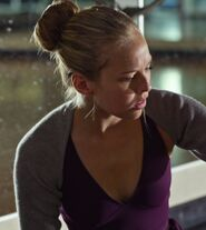 Alexandria Kayy as Ballerina