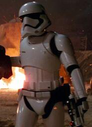 Phoenix James as Stormtrooper
