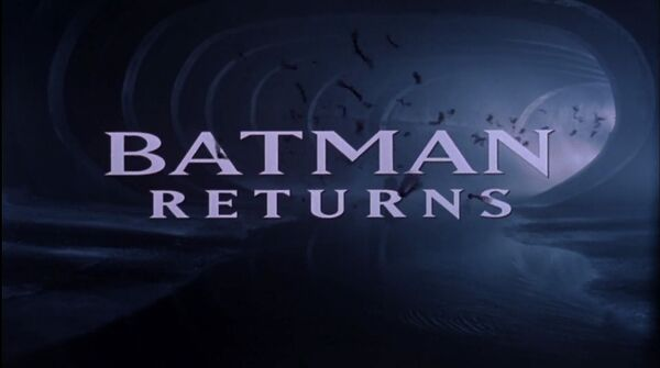 Batman Returns Logo